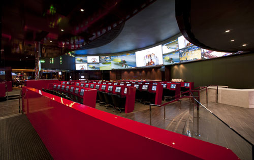 Hard Rock Sports Book