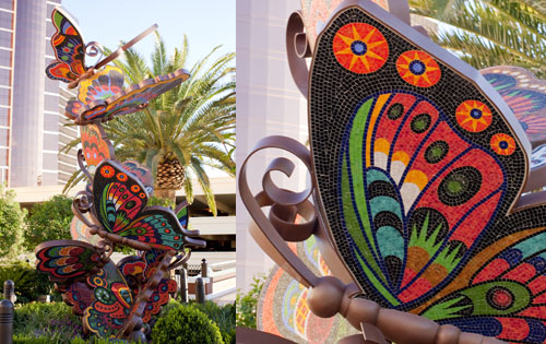 Encore Butterfly Sculpture Gist Specialties