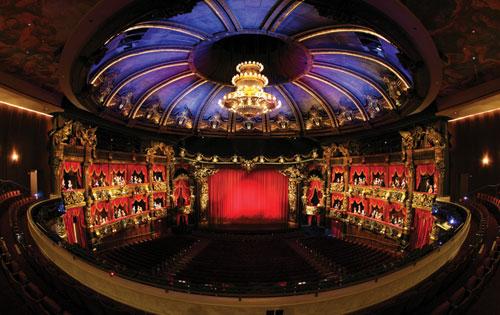 Phantom Theater Gist Specialties